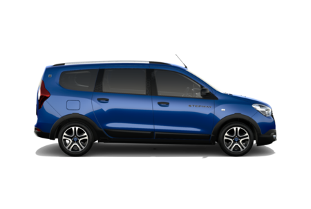 LODGY - 15th Anniversary Blue dCi 115 7P