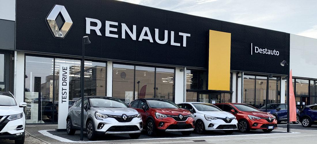 Destauto Concessionaria Renault