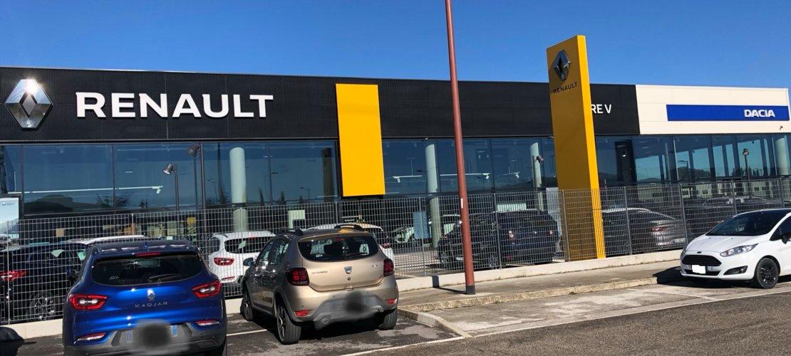 Concessionaria Re.V. Renault e Dacia