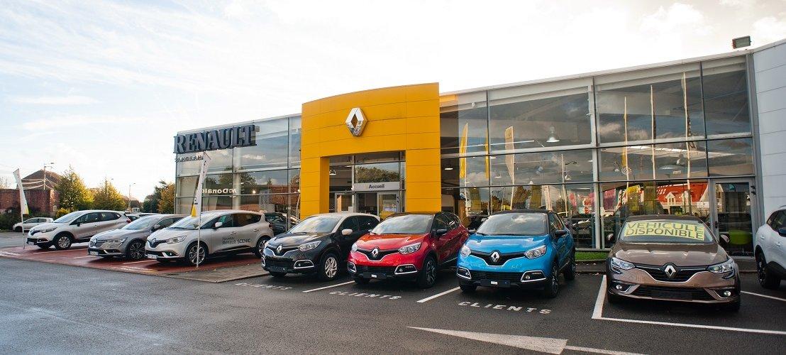 "Concessionaria Renault - ""Chi siamo"""