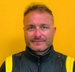 Alan Trerè - Preparatore Renault