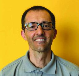 Rodolfo Bacchini - Capo Officina