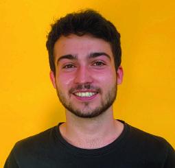 Filippo Bresciani - Magazziniere Renault