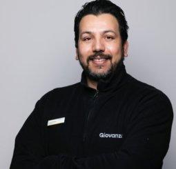Fouad El Amrati - Concessionaria Enrico Giovanzana