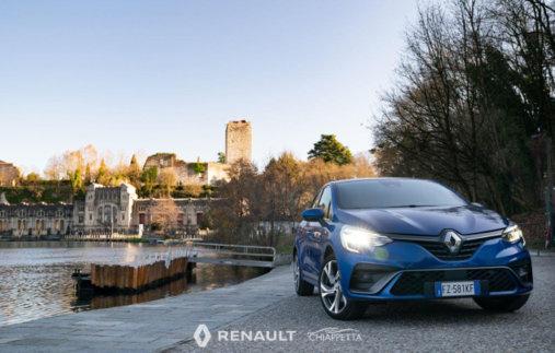Renault Clio - Gruppo Chiappetta
