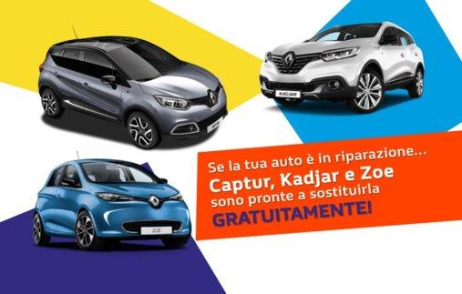 Servizio di Courtesy Car GRATUITO