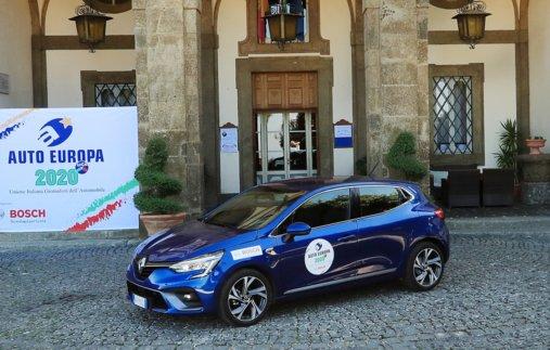 Auto Europa 2020: soddisfazione per Nuova Clio