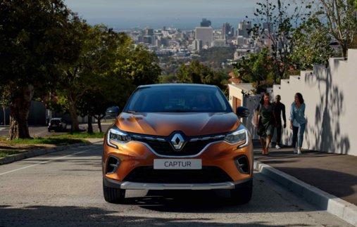 Nuovo Renault CAPTUR Zen dCi 95CV