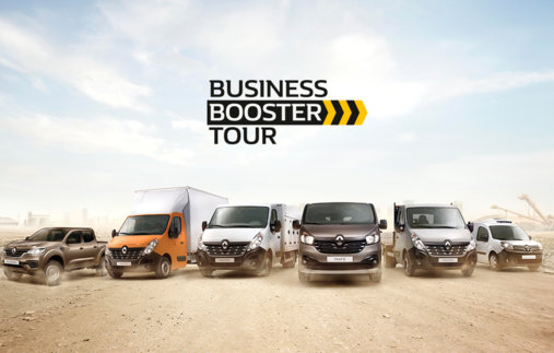 Business Booster Tour 2019