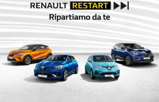 Renault Restart