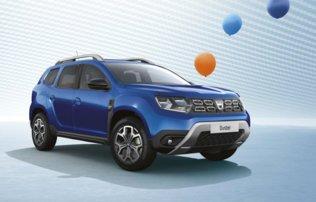 Dacia Duster 100% Turbo, anche con il GPL
