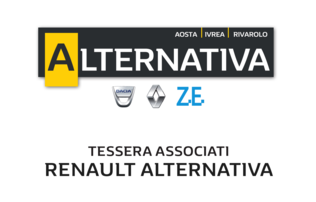 Tessera Associati Renault Alternativa Lettera22