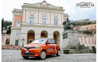 Renault Chiappetta Twingo - Scopri la Città