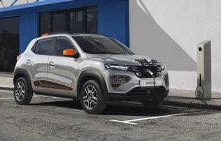 Nuova Dacia Spring