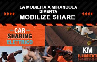Scopri Mobilize Share a Mirandola
