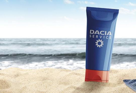 summer service dacia