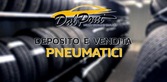 Deposito e vendita pneumatici