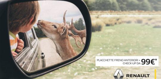 Placchette Freno Renault