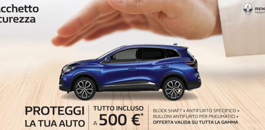 Pacchetto sicurezza Renault