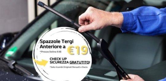 OFFERTA SPAZZOLE ACCESSORI €19