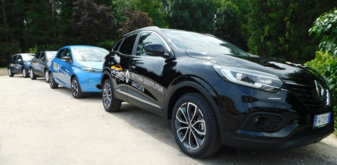 Courtesy Car Renault Dal Pont