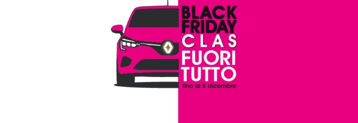 BLACK FRIDAY CLAS FUORI TUTTO - Fino al 5 Dicembre