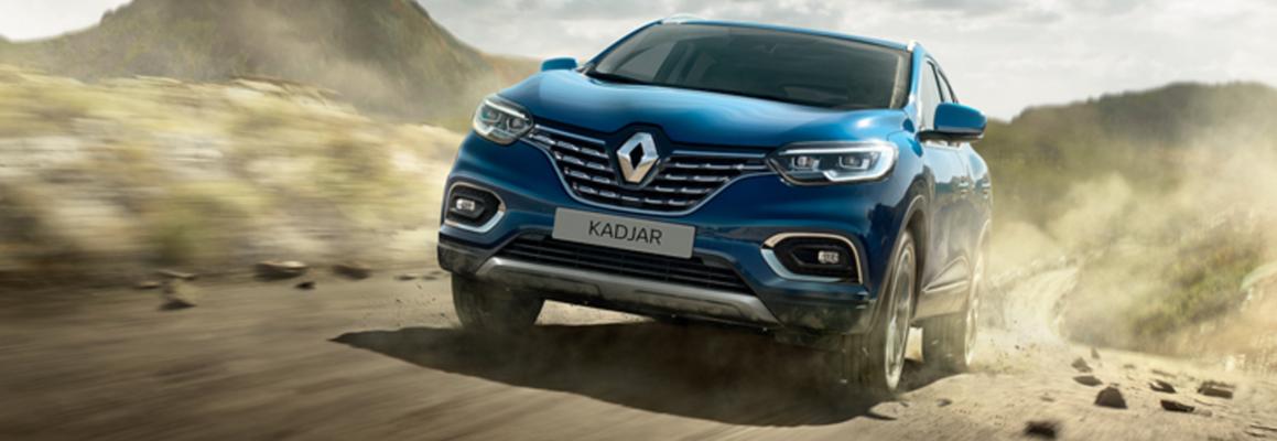 Scopri nuovo Renault Kadjar, siamo aperti anche Domenica 20 e 27 Gennaio.