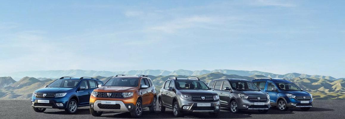 Promozioni auto nuove Dacia