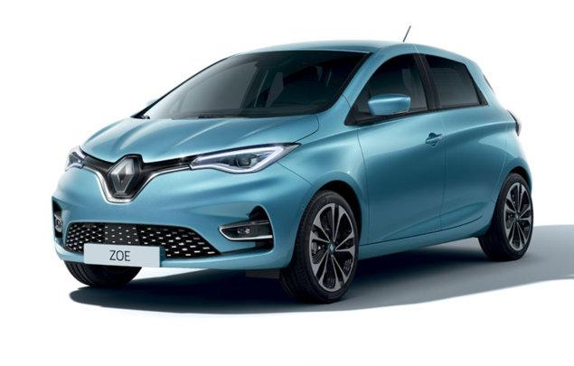 Renault ZOE - Offerta Auto elettrica