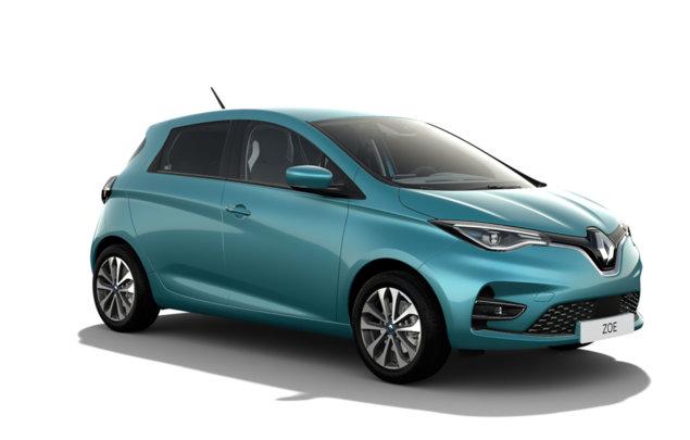 Renault ZOE - Offerta Auto elettrica Aziende