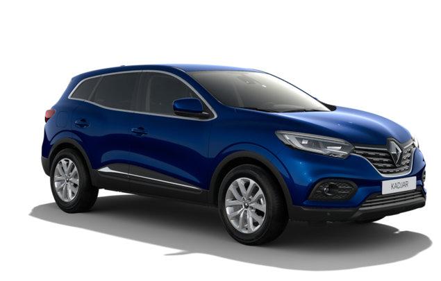 Nuovo Renault Kadjar