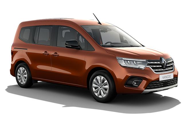 Renault nuovo Kangoo