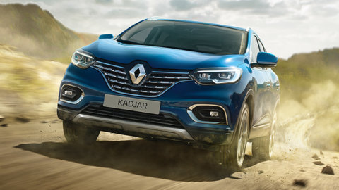 Nuovo Renault KADJAR - Offerta SUV