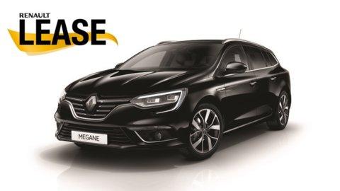 MEGANE Sporter con noleggio Renault LEASE