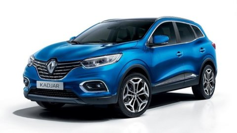 Noleggio Renault Kadjar