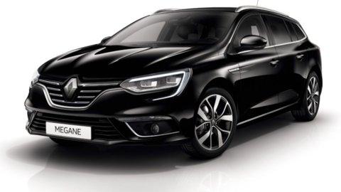 Noleggio Renault Megane Sporter