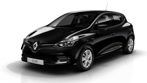 Noleggio Renault CLIO MOSCHINO  tce 90