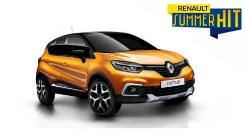 Renault CAPTUR - Offerta ECOBONUS
