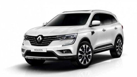 KOLEOS con noleggio Renault LEASE