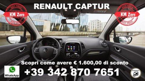 RENAULT CAPTUR KM 0