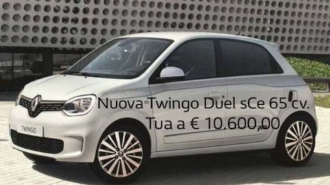 Promo Nuova Twingo