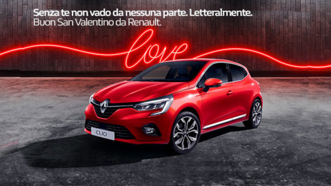 Renault Nuova CLIO - Promozione