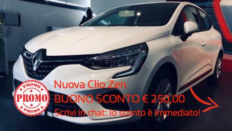 Promo nuova Clio