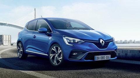 Renault Lease   Nuova Clio TCe