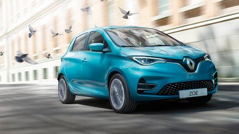 Renault Lease   Nuova Zoe LIFE R110