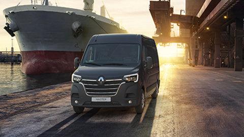 Renault Lease   Nuovo MASTER Trasporto Merci - dCi 135 Ice