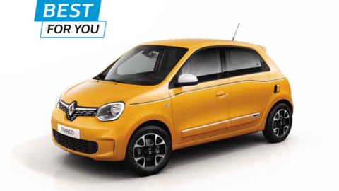 Renault Twingo - Promozione