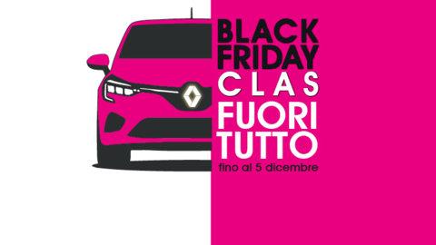 BLACK FRIDAY CLAS FUORI TUTTO