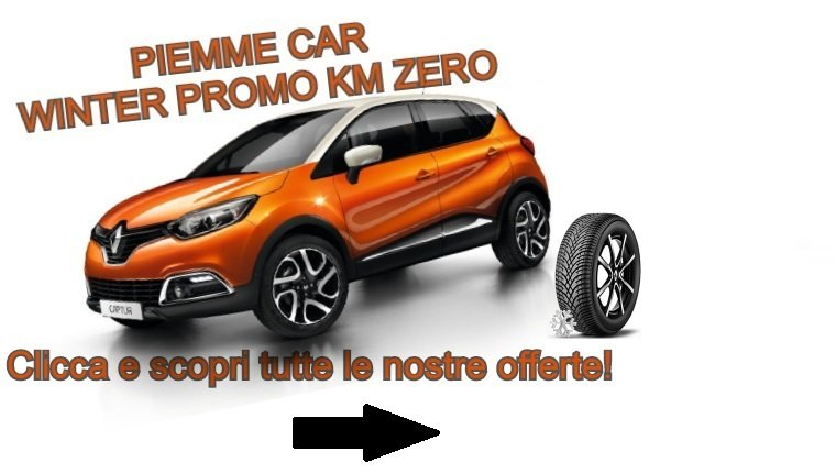 Piemme Car winter promo