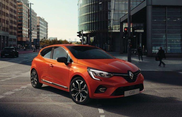 Nuova Renault Clio GPL